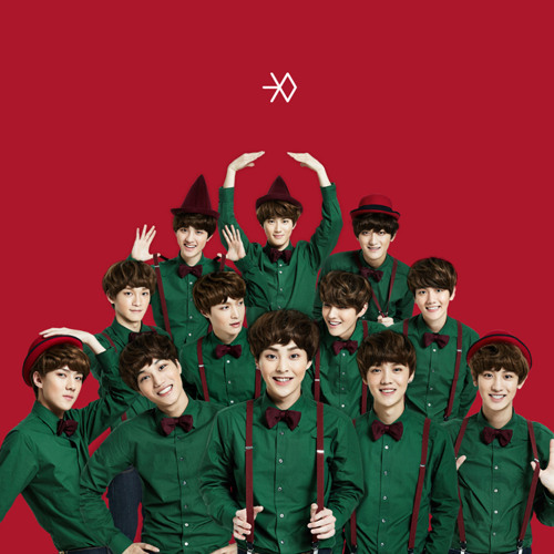 EXO - 첫 눈 (The First Snow)