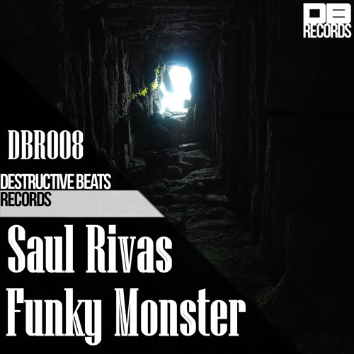 Saul Rivaz - Funky Monster (Hsu Freaky Remix) [Destructive Beats Records]