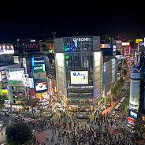 Tokyo trip (cover)