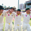 Haddin and Harris pumped up
