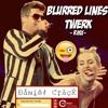 Robin Thicke x Miley Cyrus - Blurred Lines (Daniel Crack Twerk RMX)♫♥☺♪