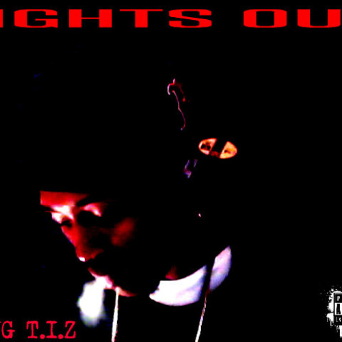 BRACELET- YOUNG T.I.Z - BANG OR HANG ENT - LIGHTS OUT
