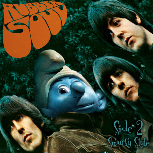 Rubber Soul Songs - Side B