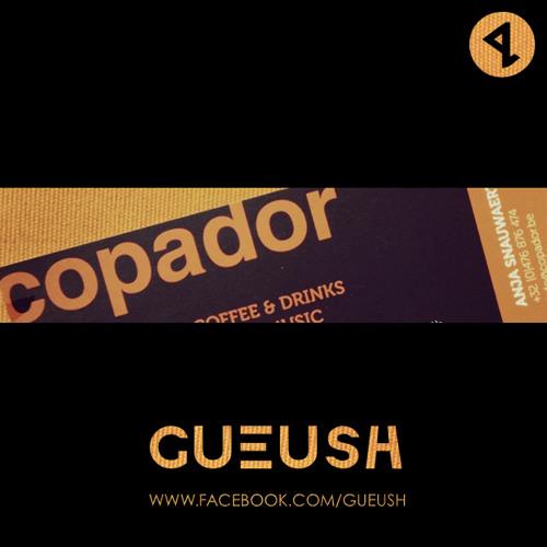 GUEUSH - Copador, Ostend (Live Recording)