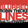 Robin Thicke feat. T.I. and Pharell - Blurred Lines (Dj Loctgruv Blurry Mastermi...
