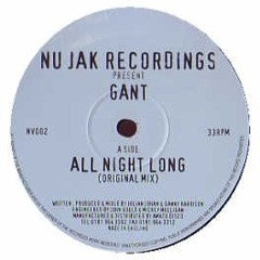 GANT - All Night