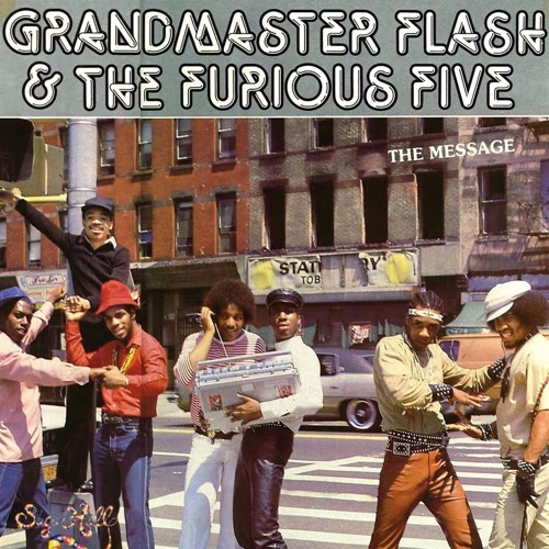 Grandmaster Flash and The Furious Five - The Message(TBGREMIX)