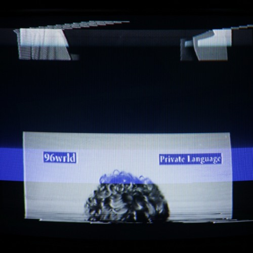 96wrld feat. Markas Palubenka - Private Language (planetmälcolm Remix)