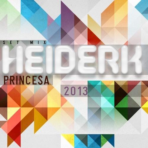 Mix 1.4 ¡Princesa! @Heiderk 2013