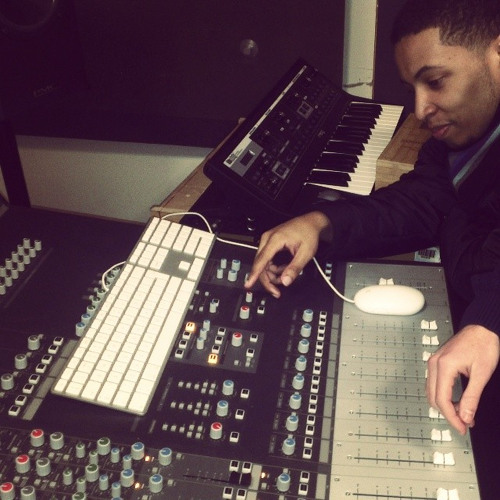 R&B instrumental - Bank