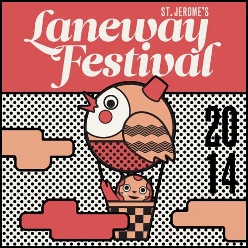 Future Classic x Laneway Festival Mix 2014