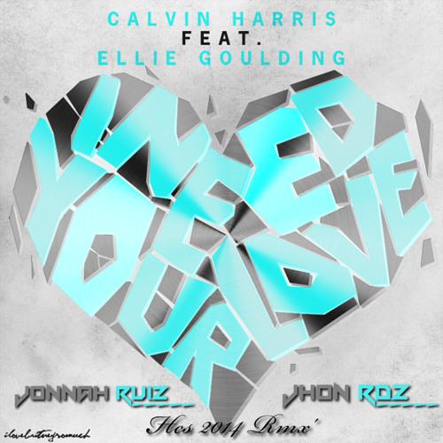 Calvin Harris Ft. Ellie Goulding - I Need Your Love (Jonnah Ruiz & Jhon Rdz HCS 2014 Rmx') Demo'