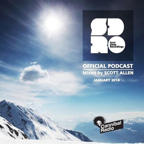 Scott Allen - Cannibal Radio Podcast - January 2014