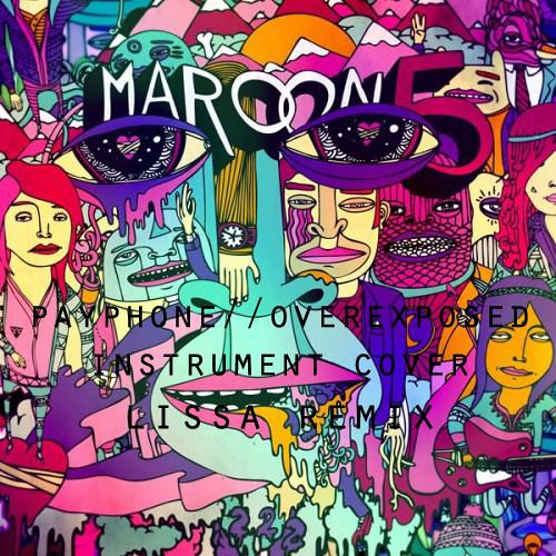 Maroon 5 feat Wiz Khalifa - Payphone Instrument (Lissa Instrument Cover)