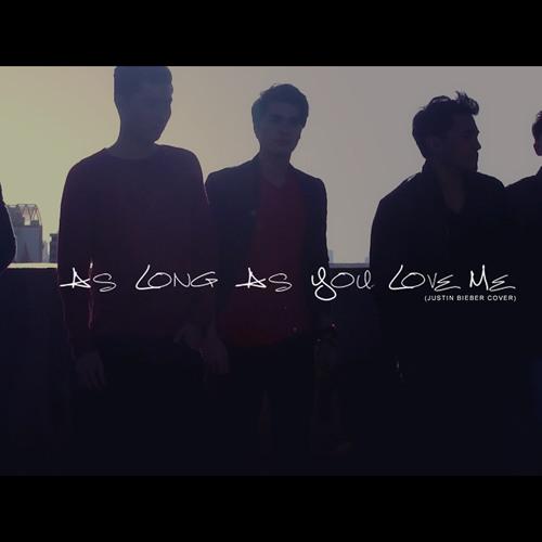 "5az1 - ""As Long As You Love Me"" (Justin Bieber Cover)"