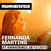 Fernanda Martins at Awakenings Female Hard Techno Special 28-12-2013