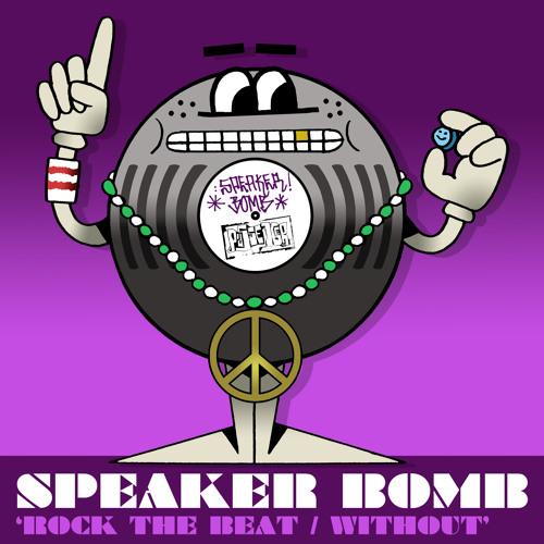 Speaker Bomb 'Rock The Beat (Eat Rave Mix)' - PASA074 - Released: 3.2.14