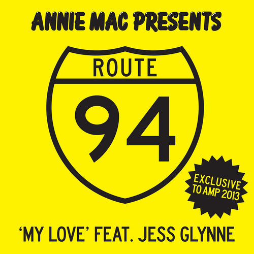 Route 94 - My Love (Sigma rmx)