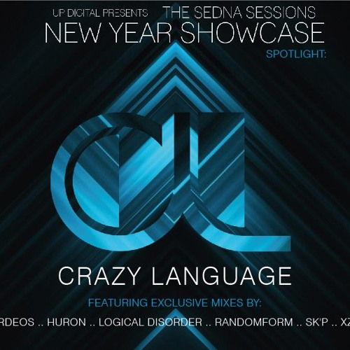 XZICD live improvisation - Crazy Language Spotlight at Sedna Session NYE 2013/2014