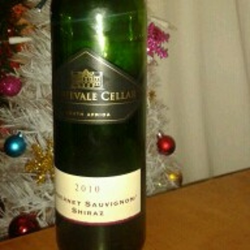 what am I drinking today: bonnievale cab shiraz 2010