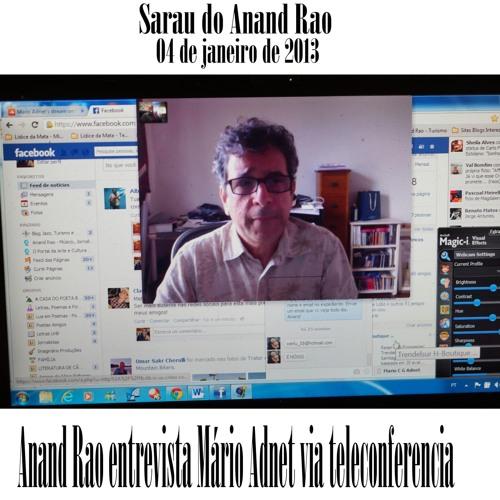 Anand Rao entrevista Mário Adnet - Parte 5