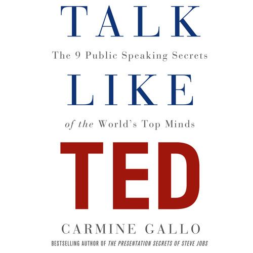 Talk Like TED audiobook excerpt