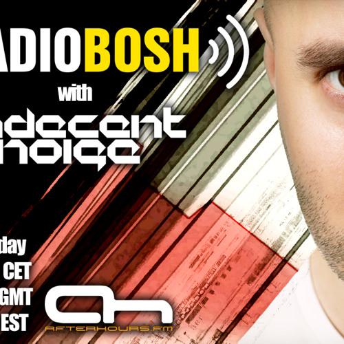 Indecent Noise - Radio Bosh 048