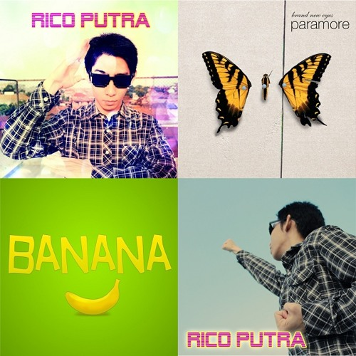 Paramore - Decode (Cover by Rico Putra)