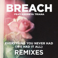 Breach Everything You Never Had (We Had It All) Ft. Andreya Triana Artwork