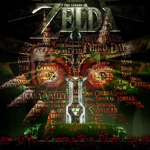 Stone Tower Temple-The Legend Of Zelda: Majora's Mask