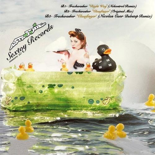 Trackwasher & No Origins - Right Way (Nokontrol remix)