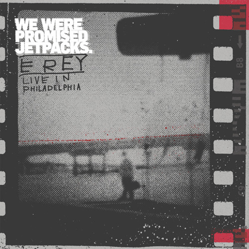 We Were Promised Jetpacks - Peace Sign