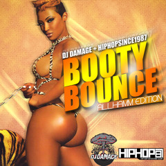 Booty Bounce (The Mixtape) DJ Damage *UGLYBV$$*