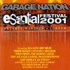 DJ Ray Hurley Feat. MC PSG - Garage Nation Essentials Festival 2001