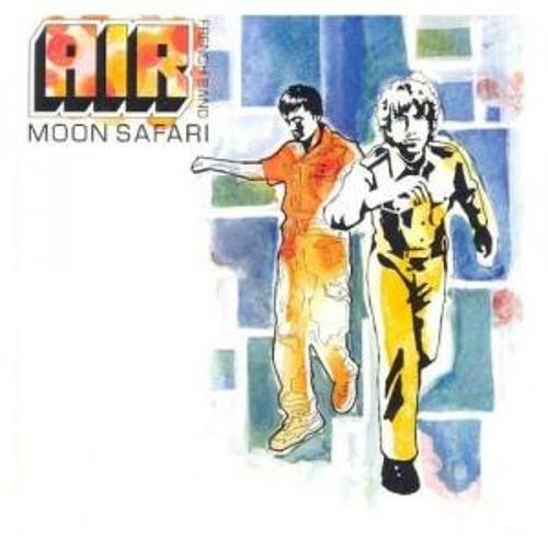 Richy Moore - La Femme D'argent - Air Cover