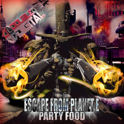 OUT NOW // LYMITLESS // ESCAPE FROM PLANET E // DOUBLE DUB DIGITAL