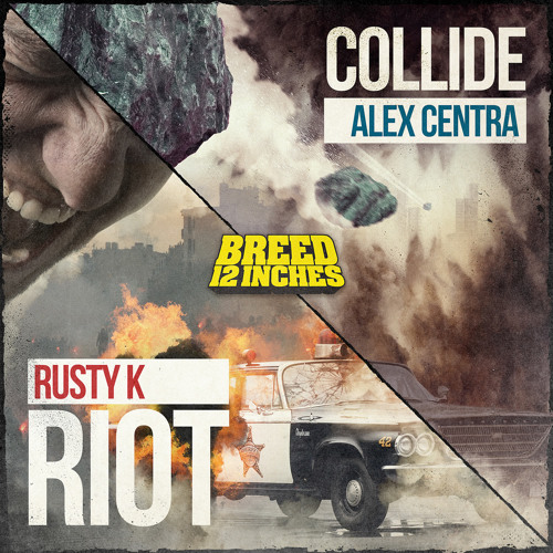 Alex Centra - Collide