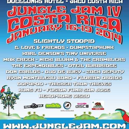 Don Carlos - Jungle Jam