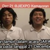 INDONESIA JAPAN EXPO 2013 Senam yang iya iyalah COWCOW