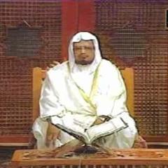 الشيخ علي جابر رحمه الله ماتيسر من سورة الفرقان
