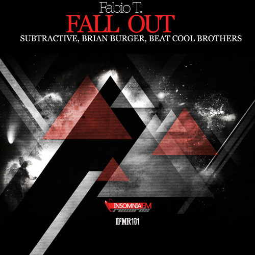 Fabio T. - Fall Out EP / IFMR101