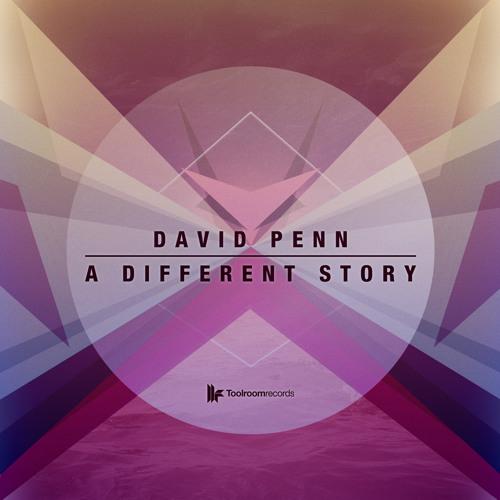 David Penn - 'A Different Story' + Remixes