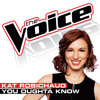 Kat Robichaud - You Oughta Know (The Voice Performance) [Itunes Plus M4A AAC]