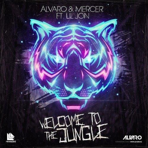 Welcome To The Jungle Bitch - Alvaro  Mercer Feat Lil Jon