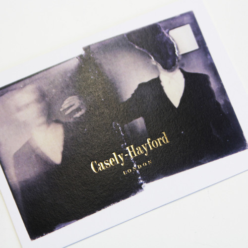 Casley-Hayford AW14 Show Soundtrack