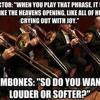Trombone Quartet Number One