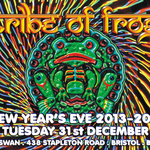 Pieman vs Occular - Recorded at Tribe of Frog NYE 2013-2014