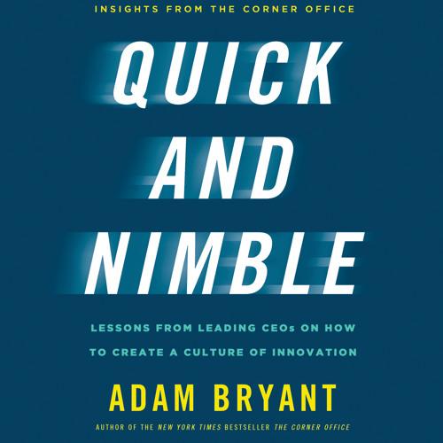 Quick and Nimble audiobook excerpt