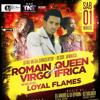 Concert Queen Ifrica + Romain Virgo + Loyal Flames Mix 2014