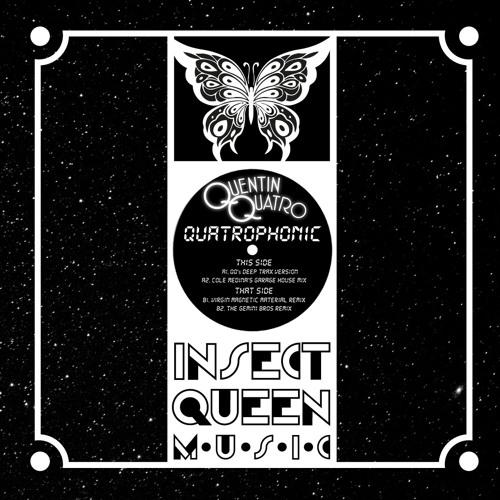 Quentin Quatro-Quatrophonic EP Preview